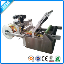 Innovative new products grass round bottle labeling machine china market in dubai