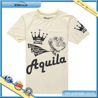 China customized hight quality nice t shirt online shopping