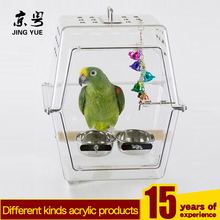 Acrylic Design bird breeding cage wholesale birds cages