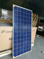 Solar Panel price 300watt 310W 315W Monocrystalline Canadian Solar power Panel