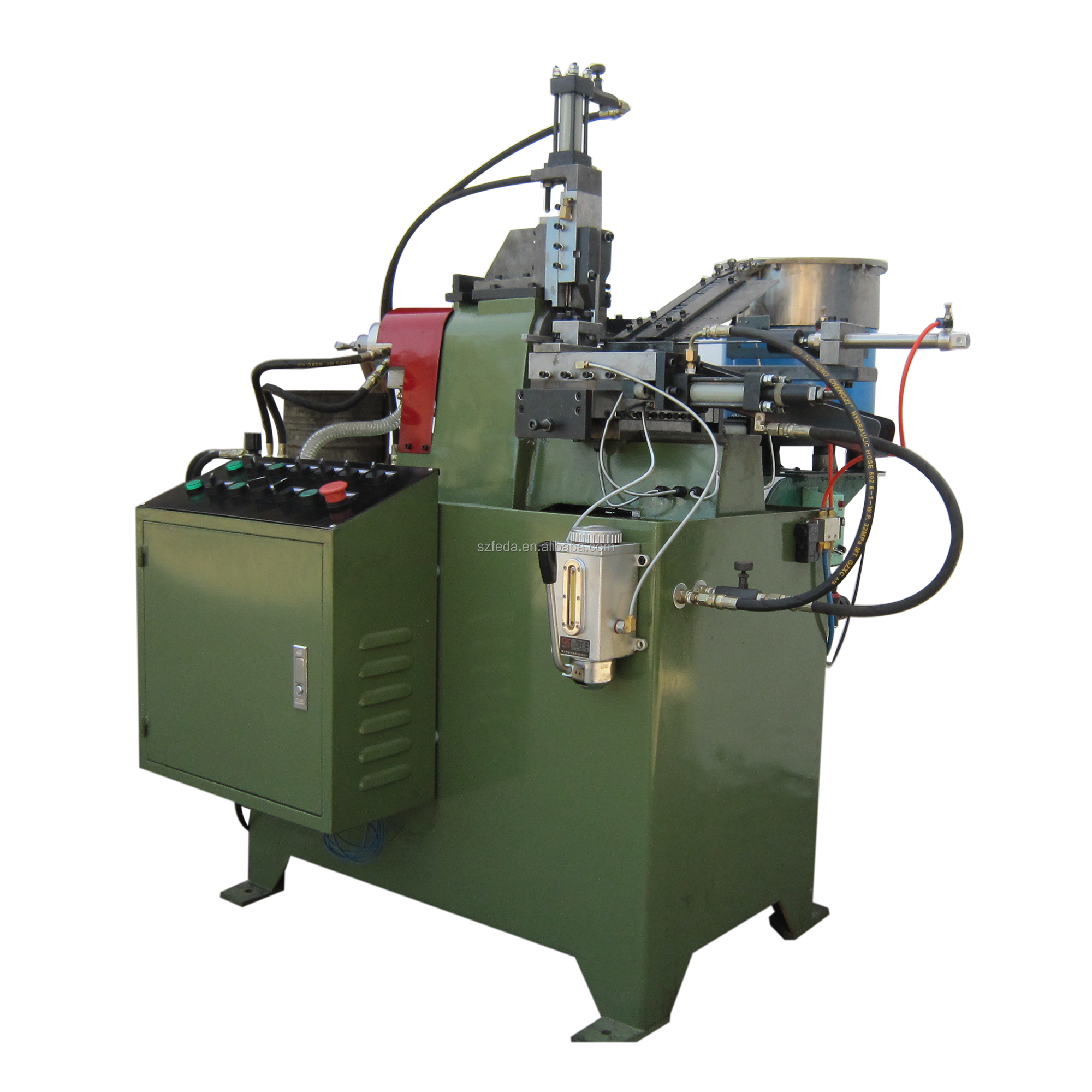 FEDA high speed automatic peeling machine cnc lathe machine price  vertical cutting machine