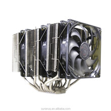 Aluminum Heatsink Copper Heatpipes CPU Liquid Cooler Water Cooling