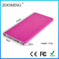 8000mAh ultra thin High quality Battery Backup Charger Case Power bank for iPhone 5 5S 6