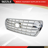 Chrome Front Grille For Toyota Land Cruiser FJ200 2012-2014 All Chrome Mesh OE Style