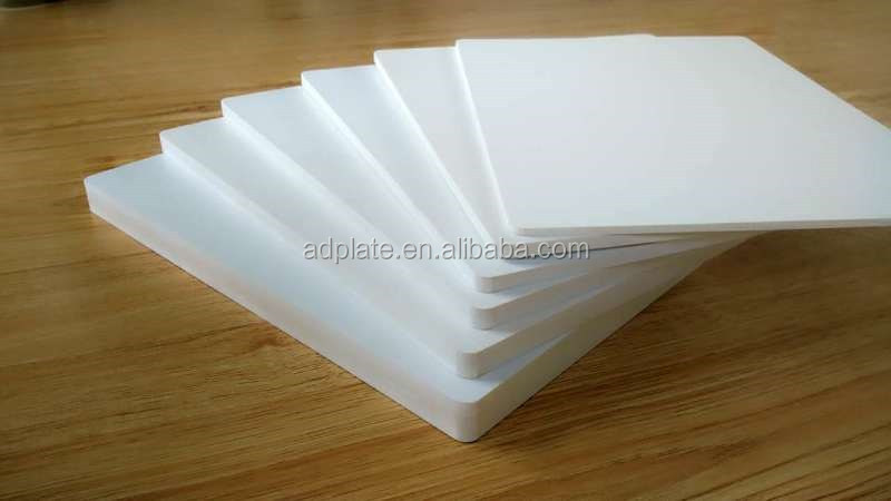 China top suppliers low price Fireproof 4x8 PVC Sheet