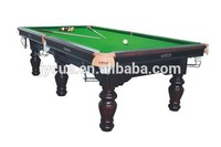 International standard table American style table odm international standard size pool table