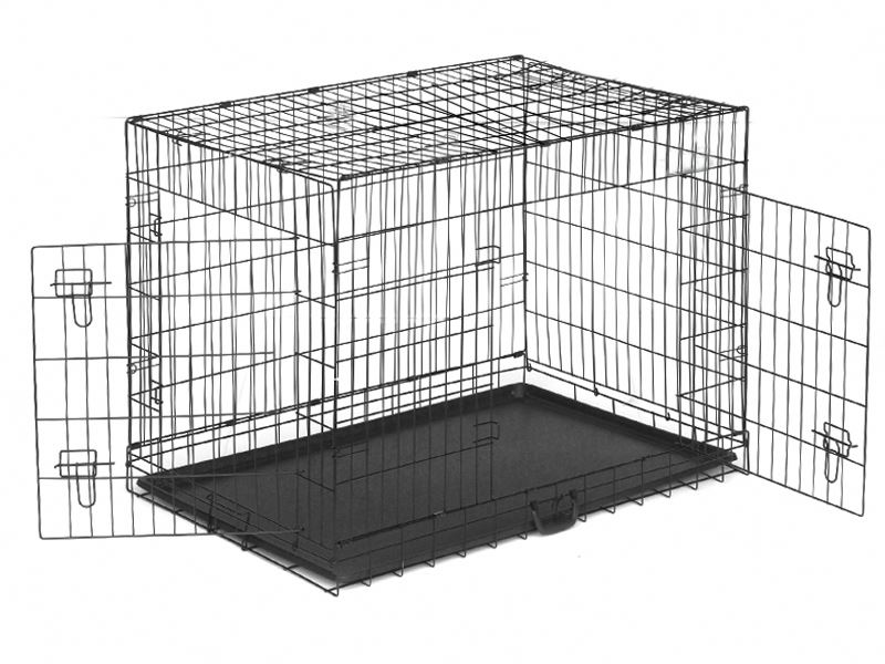 Pet house Cat cage pet cage with cardboard corrugated pad