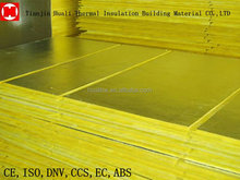 heat resistant/acoustic insulation material water tank insulation foil back insulation board