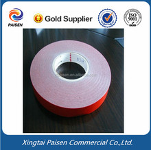 Reliable manufacturer red/blue/green/yellow color foam tape