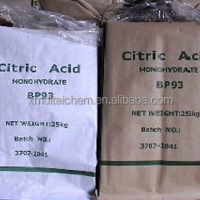 High Qualty Citric Acid BP98 E330