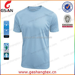 Moisture Wicking Sport T-Shirt, Dry Fit 100% Polyester Fitness