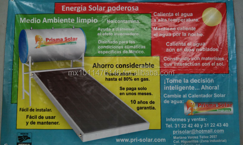 Prisma Solar MP/3-150 solar water heater