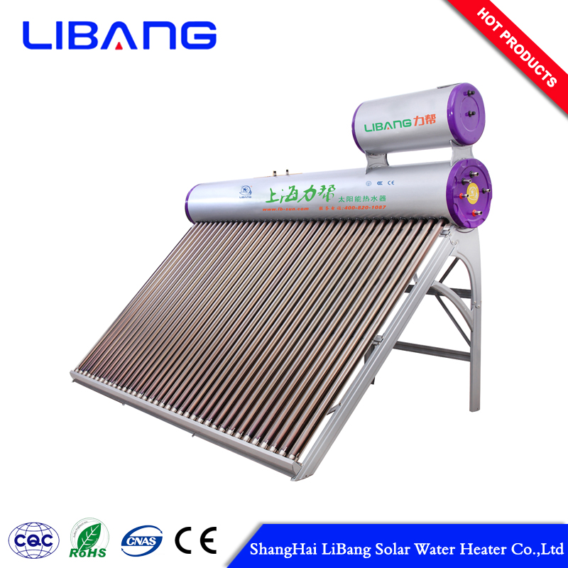 New technology energy saving product solar water heater price 200 liter
