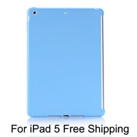 Free Shipping Innovative Amazing High Protective Tpu 9.7inch tablet For iPad Air/5 case