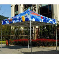 3*3 outdoor water proof fabric car parking folding canopy tent for sale