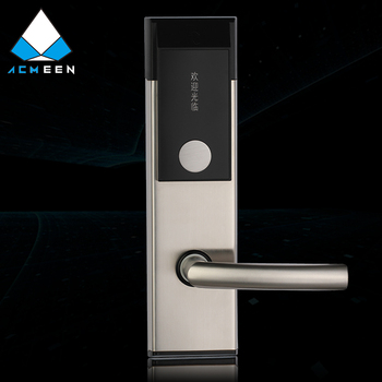 stainless steel hotel electric magnetic lock H-216