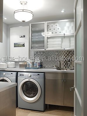 mobile laundry room