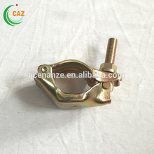 BS1139 Scaffold Pressed Single Coupler / Clamp for Construction