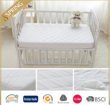 Knitted Technics and Babies Age Group on mattress pu laminated waterproof bed sheets
