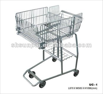DISABLED SHOPPING CART
