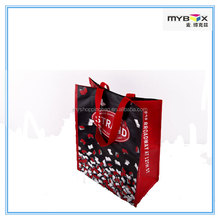 China manufacturer pp woven Bag Luxury Reusable shopping bag