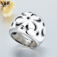 Cheap Wholesale Casting Design Jewelry Rings 316L stainless steel
