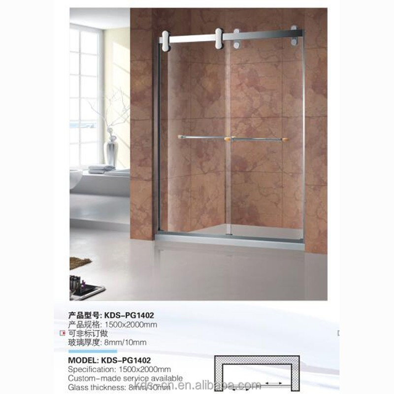 China products manufacturer glass shower cabin / bath room / shower enclosure