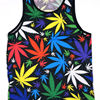 All Over Sublimation Printed Tank Top
