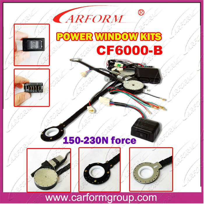 High quality 12v dc universal car electric 2-door and 4-door power type window motor/regulator/kit/parts torque for MG