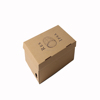 Custom Foldable Cardboard Shoe Box Wholesale