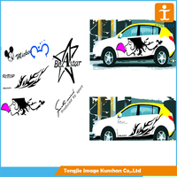 waterproof printer Auto Decals for car body decoration