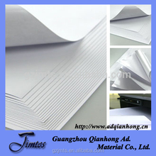 Eco- solvent matte/glossy waterproof PP Synthetic Paper