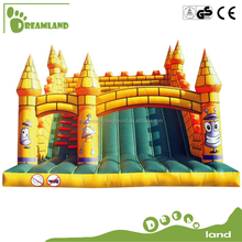 Big Inflatable Amusement Park Equipment Water Inflatable Water Park Games For Adults and Kids