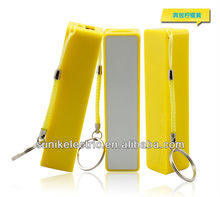 2013 New Products Wholesale Super Emergency Chargers Power Bank Mocle 2600 For Travel