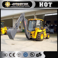 2016 new product XCMG XT870 4WD used Mini Backhoe Loader for sale