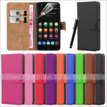 pu leather mobile phone case for zte blade v7 lite , for zte blade v7 lite leather case back cover