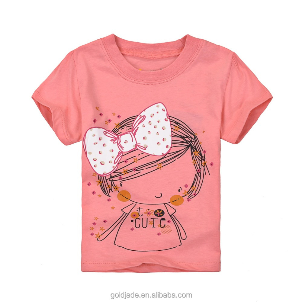 100 Cotton T Shirt Wholesale Chirdren T Shirt Kids Tshirt