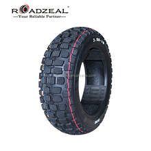 Top factory brand ROADZEAL / NJK cheap price motorcycle scooter tyre 3.00-10 3.50-10
