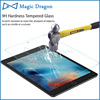 2016 New models tablet screen protector for ipad mini 4 tempered glass screen protector