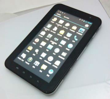 3G Tablet PC Support Dual SIM WiFi Bluetooth GPS 3G HSDPA