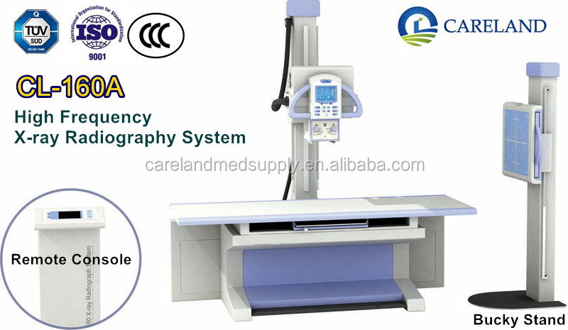 200mA Hot Sale medical x-ray x ray xray machine equipment CL-160A for hospital ICU Orthopedics radiagraphy