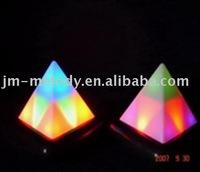LED Pyramid light
