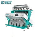 New Condition High Efficiency LED Sesame Seeds Color Sorter Machine