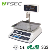 weighing bench scale electronic balance 30-40kg Price computing scales