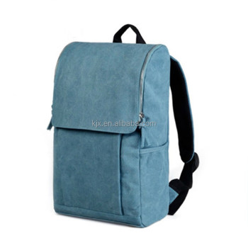 BSCI Factory Canvas Backpack Use for Outdoor