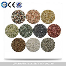Golden Supplier Cheap Yellow Crushed Granite Pebble Supplier