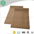 Factory make homebase cork gym mat with privite label