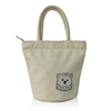Simple ecology organic travel reusable canvas tote bag