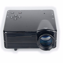 Good Quality Home Theater Portable DVD Mini Projector with TV Receiver Function mini beam projector