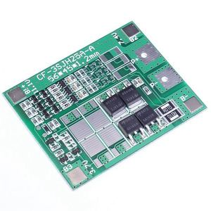 3S 3 Serial 12A Lithium Battery Charger Board 12V 18650 3.7 Li-ion Charging Protect Module BMS